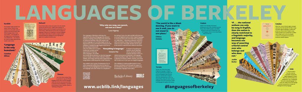 Languages of Berkeley
