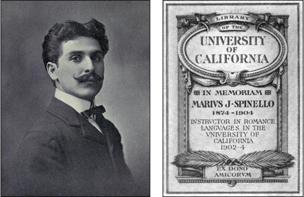 portrait and bookplate